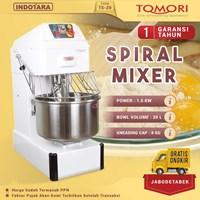 Electric Mixer Spiral Tomori TS-20