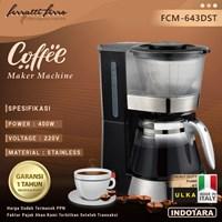 Ferratti Ferro Coffee Maker FCM-643DST