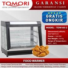 TOMORI Food Warmer TDW-60-2
