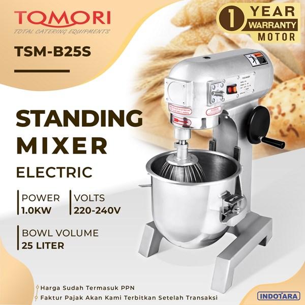 TOMORI Stand Mixer / Mixer Roti TSM-B25S