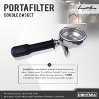 Portafilter Double Basket - Ferratti Ferro
