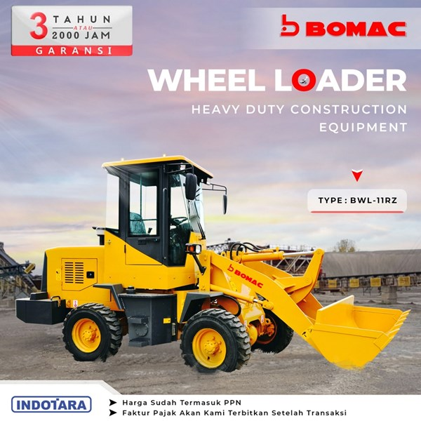 Bomac Wheel Loader BWL-11RZ