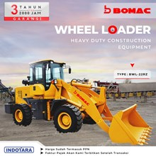Bomac Wheel Loader BWL-22RZ
