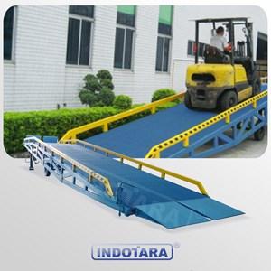 Dari Upramp Mobile Loading & Unloading dock - PTR15WM 4