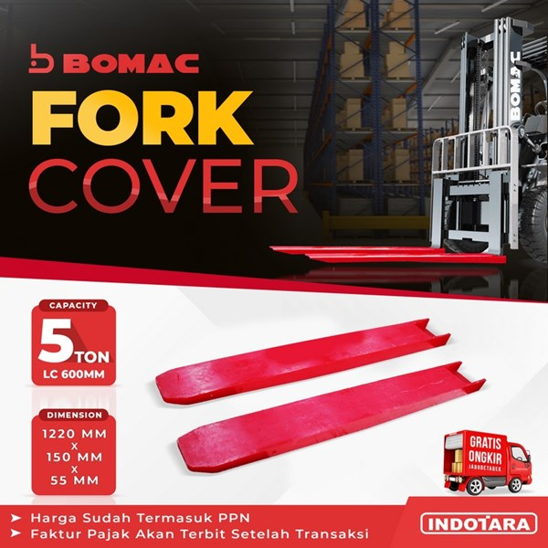 Bomac Fork Cover 5TON - LC600MM