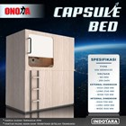 CAPSULE BED ONODA - SSK-WRWHC03 1