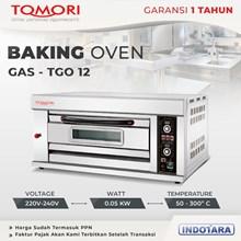 TOMORI Baking Oven TGO-12
