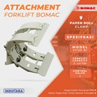 Paper Roll Clamp - ZJ13R-B1 (Attachment Forklift Bomac) 1