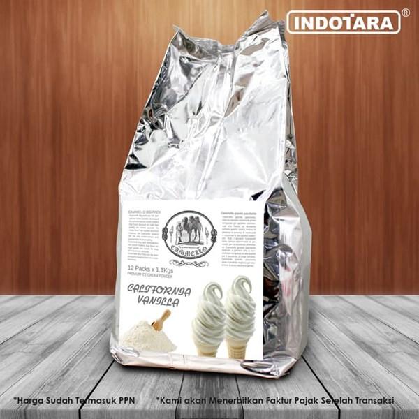 Bubuk Es Krim Soft Cammello - ORIGINAL FLAVOURS - 1.1kg Pilihan Rasa