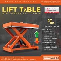 Stationary Lift Table Shigemitsu - ST02
