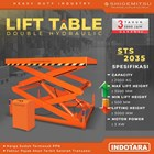 Hydraulic Lift Table Shigemitsu - STS2035 1