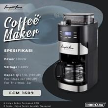 Mesin Kopi / Coffee Maker Ferratti Ferro FCM-1609