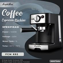 Ferratti Ferro Espresso Machine FCM692