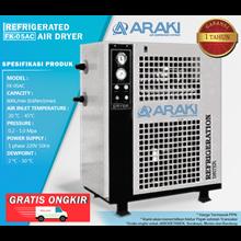 Refrigerated Air Dryer FK-05AC 1.0MPA