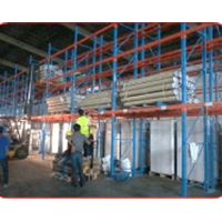 Jual Pallet Racking System ( Heavy Duty) Heavy Duty Rack  2