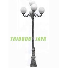 Desain Tiang Lampu A2