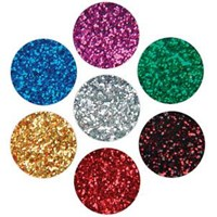 Hexagonal Glitter Powder