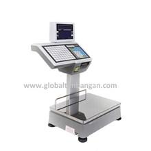 Timbangan Printer CAS CL-5500D Murah Bergaransi