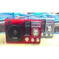 Jual Radio Fleco F-1636U-REC Fungsi Rekam Dan Music