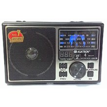 4 Band Radio AM FM SW Digital Display Mp3 Player