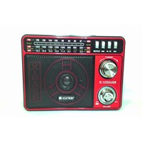 Jual Asatron R-1050USB AM FM SW Music Player AC Dan DC