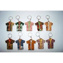 Souvenir Gantungan Kunci Baju
