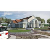 Desain Objek Wisata Sigumpar-Sumatra Utara By J & D Architects