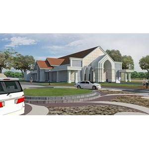 Desain Objek Wisata Sigumpar-Sumatra Utara By PT  J & D Architects