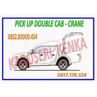 Pick Up Double Cab