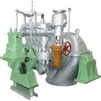 Jual Steam Turbin Condensing