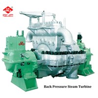 Jual Steam Turbin Back Pressure