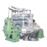 Jual Steam Turbin Extraction Condensing