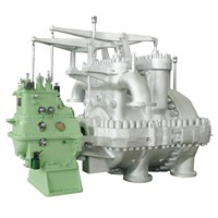 Jual Steam Turbin Extraction Back Pressure