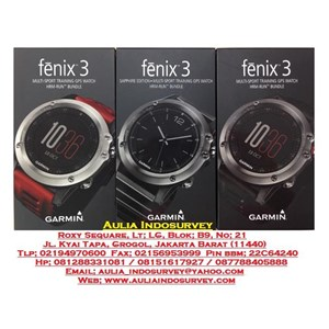 GPS Garmin Fenix 3