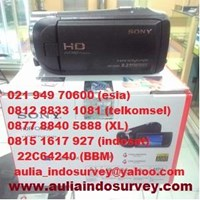 Jual Kamera Handycam Sony HDR-CX 405