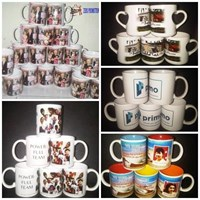 Mug Souvenir Dan Media Promosi