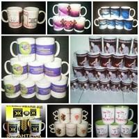 Mug Barang Promosi  Mug Print  Mug Sablon