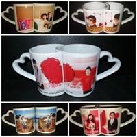 Jual Mug Couple Dan Mug Pasangan Murah Barang Promosi 2