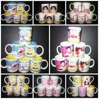 Distributor Pembuatan Mug Souvenir  Percetakan Mug Barang Promosi 3