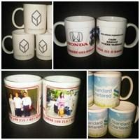 Jual Pembuatan Mug Souvenir  Percetakan Mug Barang Promosi 2