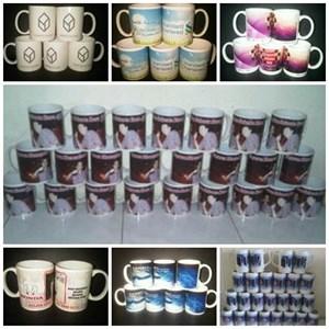 Mug Sablon Promosi Barang Promosi