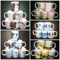 Jual Jasa Printing Mug Souvenir 2