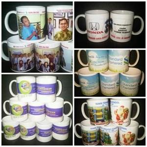 Jasa Printing Mug Souvenir
