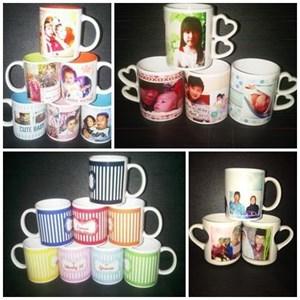 Mug Untuk Hadiah  Barang Promosi