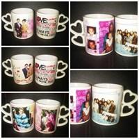 Mug Gagang Love 1