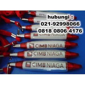 Pulpen Cabe Tali Untuk Barang Promosi