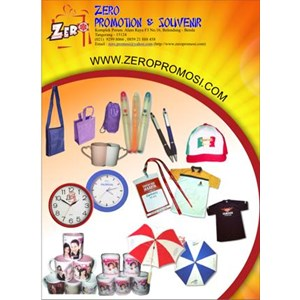 Paket Merchandise Promosi Produksi Merchandise  Produk Barang Promosi
