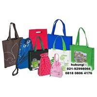 The Production Of A Variety Of Bags For Promotions