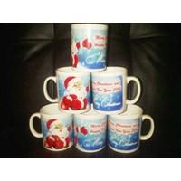 Jual Souvenir Mug Untuk Hadiah Natal 2