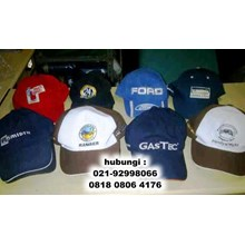 Factory Cap Topi Indonesia Industry Production Pla